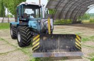 Мод Трактор ХТЗ Т 150К 09-25 для Фарминг Симулятор 2017 (FS17)