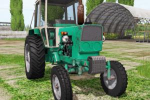 Мод Трактор ЮМЗ-6Кл для Фарминг Симулятор 2017 (FS17)